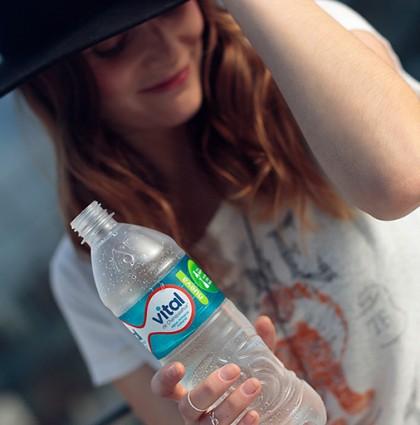 Agua mineral Vital
